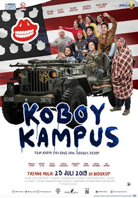 film koboy kampus