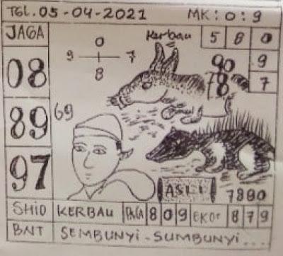 Syair Sgp 5 April 2021