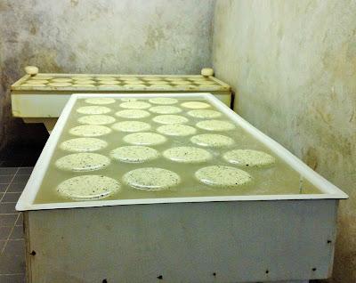 la laiterie de paris, gouda bio, gouda mayenne, fabrication gouda, faire son fromage, faire son fromage, blog fromage, blog fromage maison, fromage maison, earl arc en ciel, saumure fromage