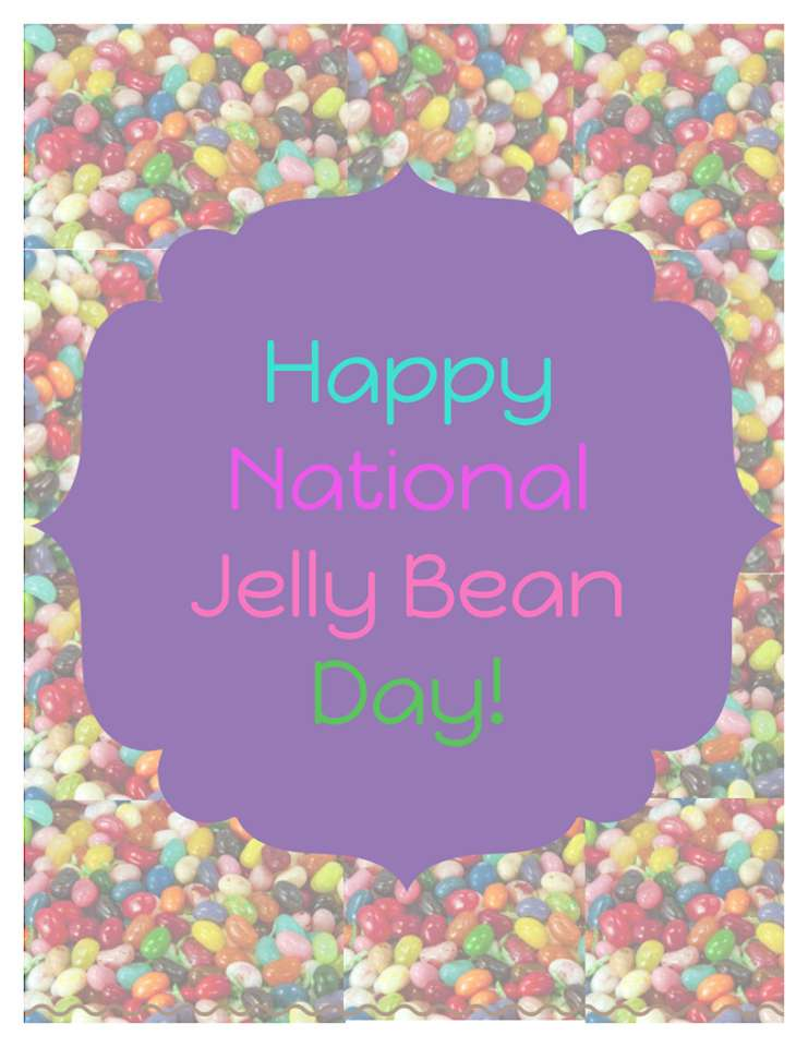 National Jelly Bean Day Wishes Images download