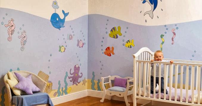 Deco chambre b b en aquarium maison decorative tout for Chambre bebe 3 suisses
