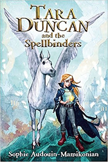 Tara Duncan and the Spellbinders book one in the tara duncan series middle grade fantasy