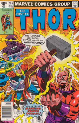 Thor #286, the Eternals