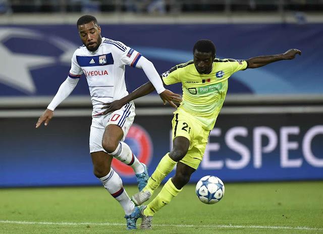 L'avant-centre devra progresser s'il veut aider son équipe à réussir en Ligue des Champions.