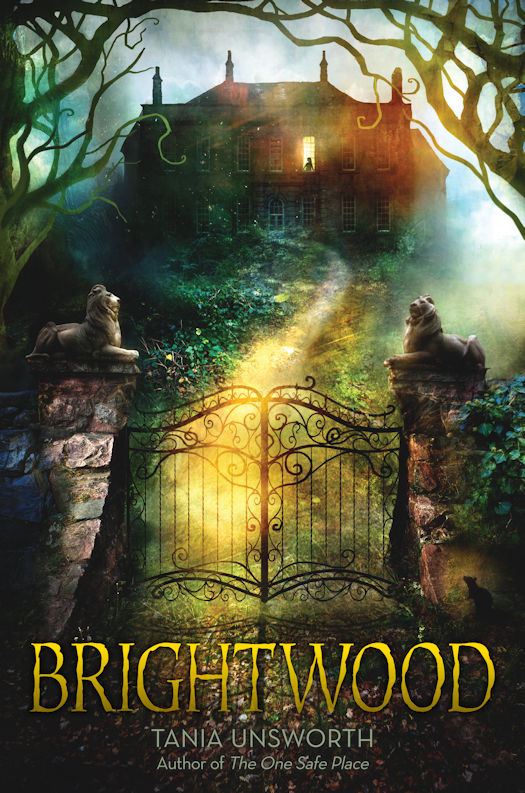 Review: Brightwood by Tania Unsworth