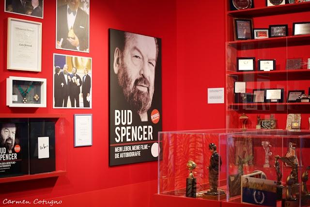 Bud Spencer la mostra