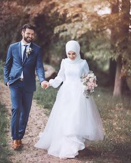 صور عرائس محجبات جميلة للغاية ، صور عروسة شيك وجميلة
