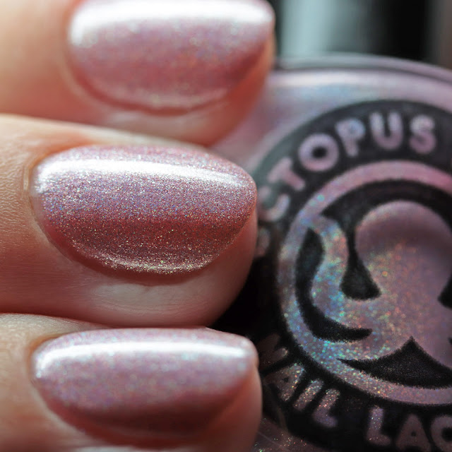 Octopus Party Nail Lacquer Ruin