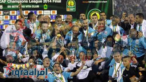 """الجماهير تطيح بنادي """"وفاق سطيف الجزائرى"""" من دوري أبطال أفريقيا"""
