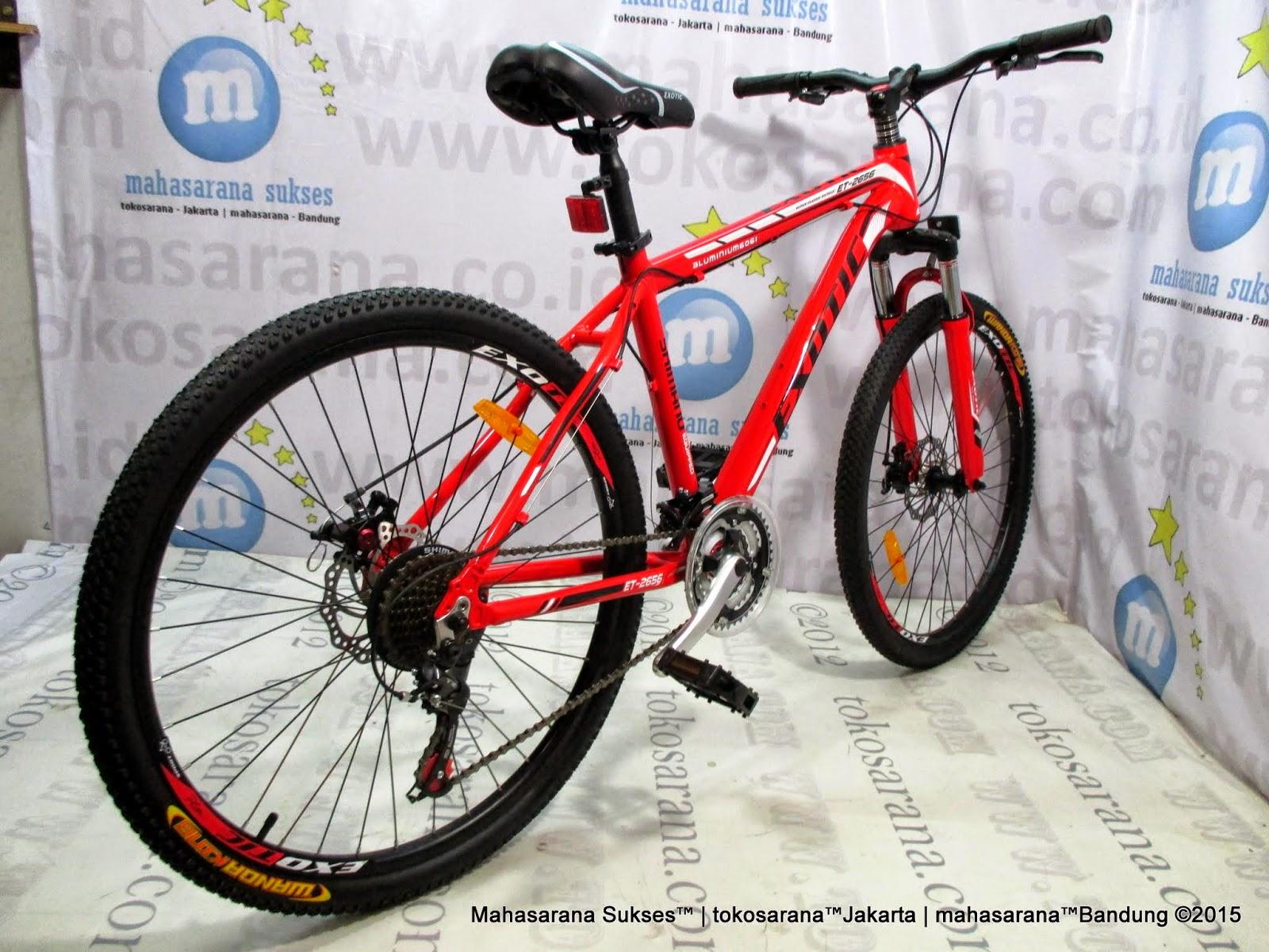 tokosarana™ Mahasarana Sukses™ Sepeda Gunung Exotic