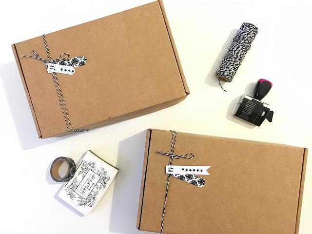 Mi armario coqueto diy regalos para navidad hechos a mano - Empaquetado de regalos ...