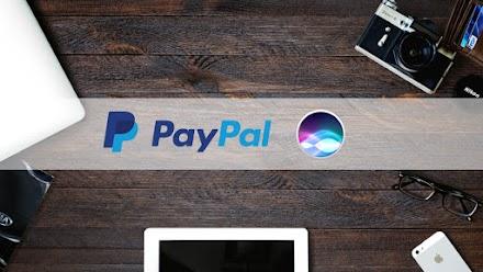 Dank Siri kann man nun mit PayPal noch einfacher Geld senden | Webtipp und Anleitung