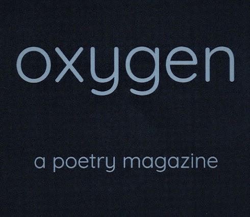 Oxygen poetry magazine logo