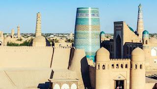 एटचेन कला, उज्बेकिस्तान