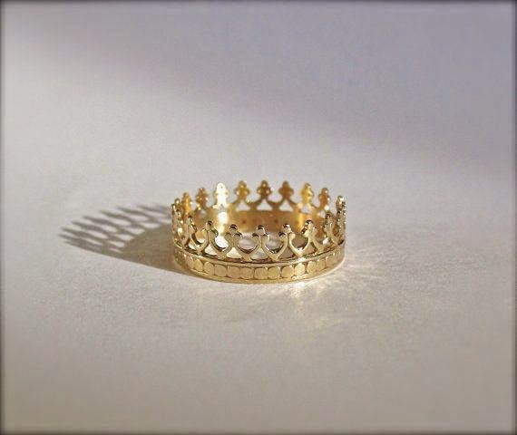 Most Beautiful Crown Rings For Girls B Amp G Fashion