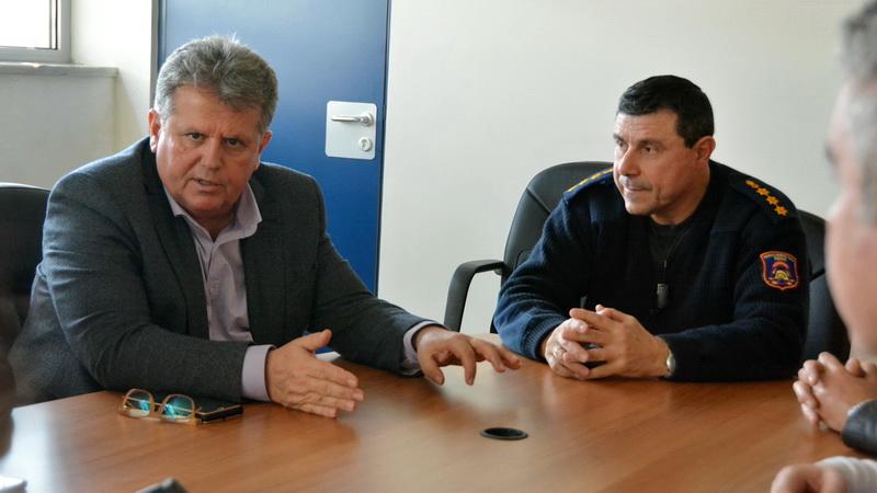 Προεκλογικές επισκέψεις του υποψηφίου Δημάρχου Δημάρχου Αλεξανδρούπολης Βαγγέλη Μυτιληνού