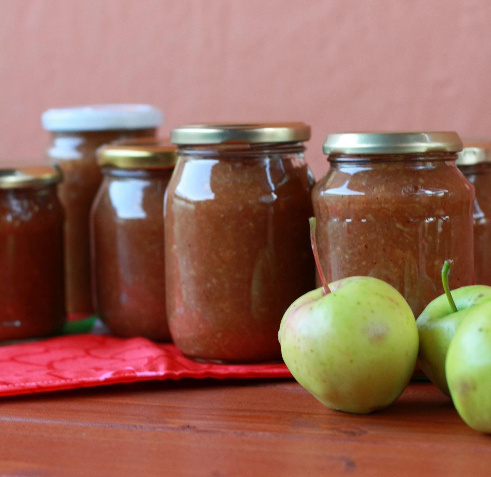 uuniomenahillo omena hillo säilöntä resepti mallaspulla