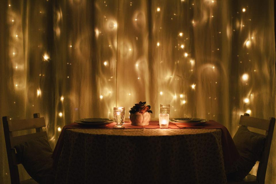 Favoritos Jantar romântico - Dia dos Namorados - O Mundo de Calíope FO96