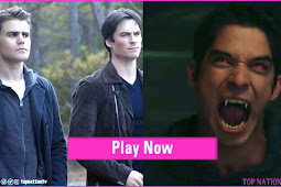 Where Do You Belong In The Vampire Diaries Or Teen Wolf?