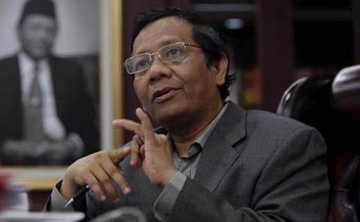 Tanggapan Mahfud MD Saat Dipolisikan Pengacara Novanto