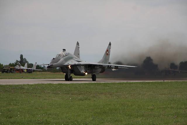 Graf Ignatievo Air Show 2019