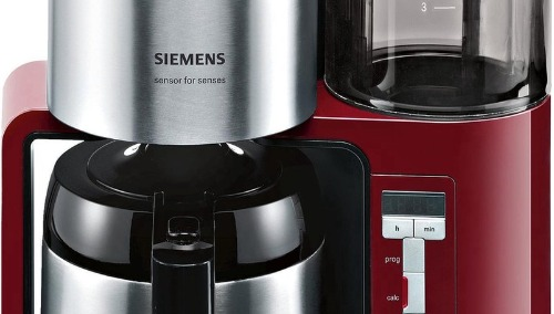 Siemens AromaSense beste koffiezetapparaat test