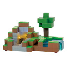 Minecraft Diamond Mine Village Figure