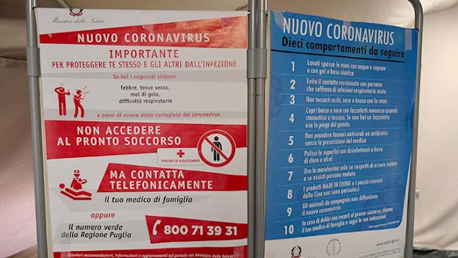 Puglia: da domani dosi a domicilio agli over 80 e per fragili dal 29 marzo, aggiornata sezione sul portale della Regione