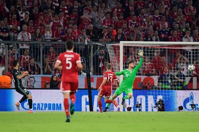 Real Madrid vira sobre Bayern e tem vantagem na Champions