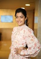 Rashmika Mandanna at Bheeshma Success Meet HeyAndhra.com