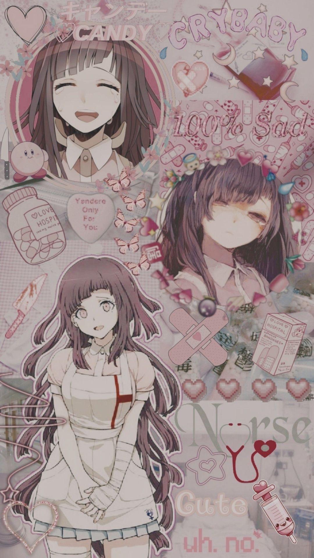 danganronpa iphone wallpaper
