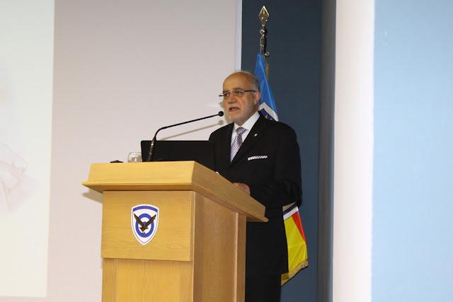 Μακεδονικός Αγώνας: Ο Σχης Νικόλτσιος παρέθεσε ομιλία στο ΓΕΣ - ΦΩΤΟ