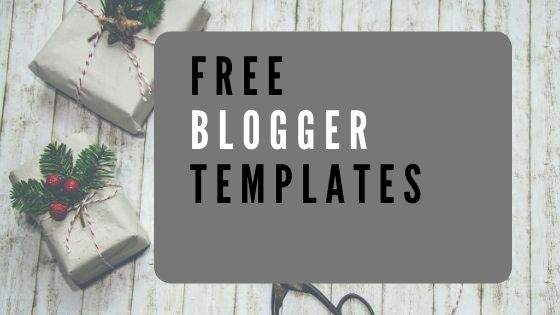How to download free template for blogger blog ?