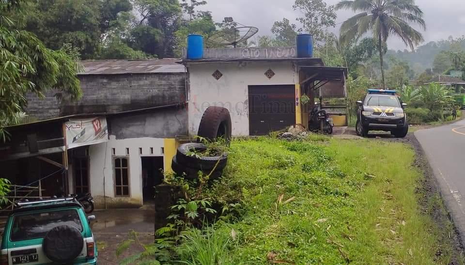 Maling Obok-obok Desa Oro Oro Ombo, 2 Motor dan Perabotan Raib