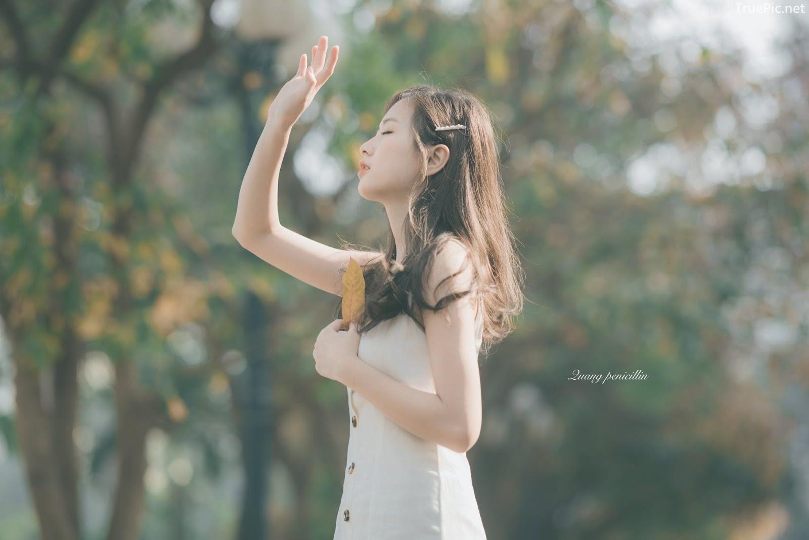 Vietnamese Hot Girl Linh Hoai - Season of falling leaves - TruePic.net - Picture 8