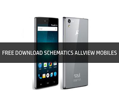 free download schematics allview mobiles