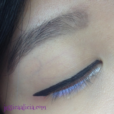 Review : Etude House Oh m'Eye Line #1 Black by Jessica Alicia