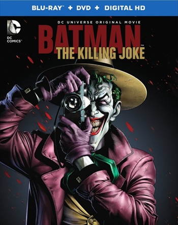 Free Download Batman The Killing Joke 2016 English 720p  700MB