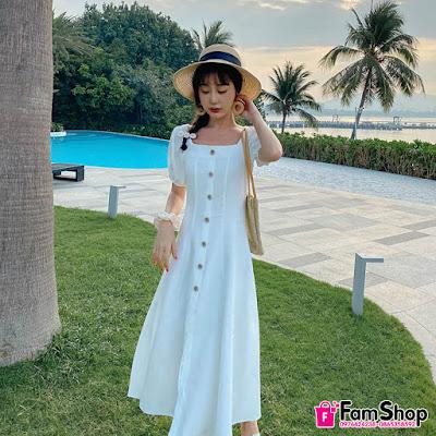 shop ban vay maxi gia re tai Trung Hao