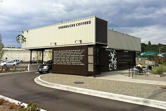 gambar cafe dan resto kontainer