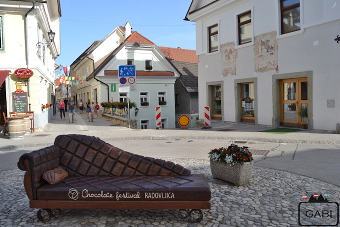 Radovljica - słoweńska baza wypadowa