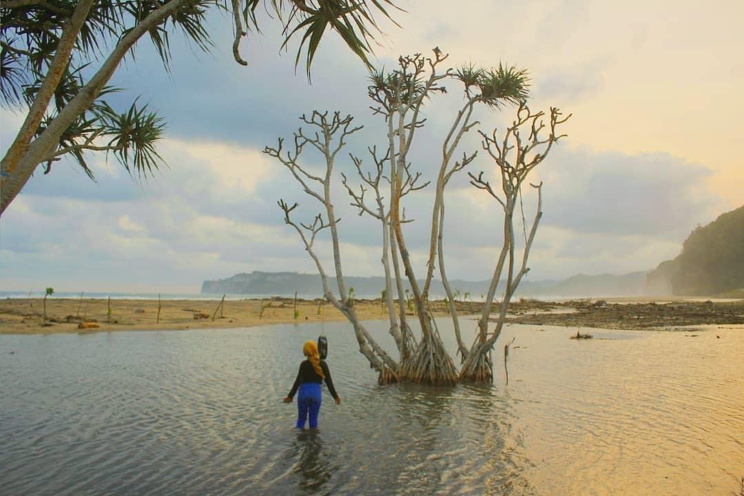 Pantai Dlodo