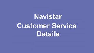 Navistar Customer Service Number