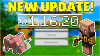 Minecraft Pocket Edition V 1 16 20 Nether Update Apk Official Download With Xbox Mediafire Mcpe V 1 16 20 03