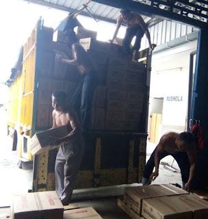 Angkutan Truk Jakarta Madiun