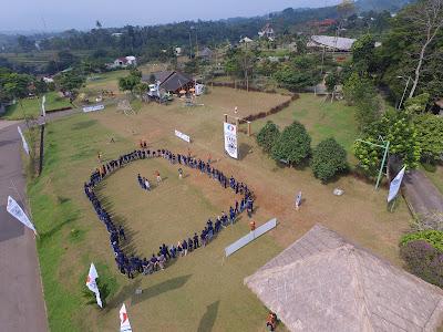 PT Lestari Banten Energi ( Outbound Bogor )