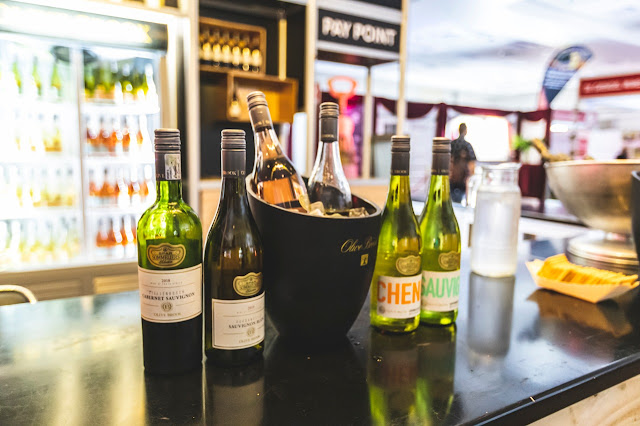 Variety and choice under one roof at the TOPS at SPAR Wine Show