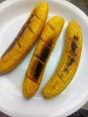 Nigerian food: Make your Boli Grilled plantain without a Grill or Oven