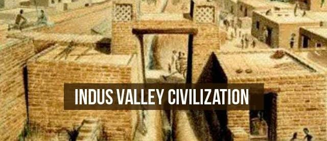 India-fats-about-india, indus-valley