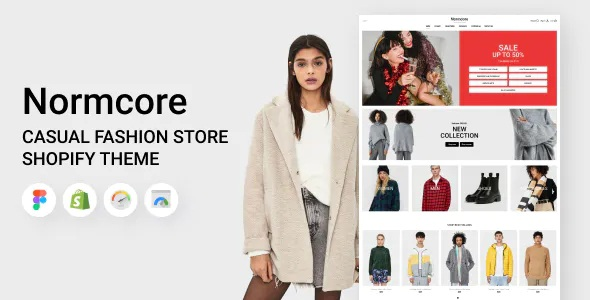 Best Shopify Casual Fashion Store Theme